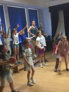 Macca Sports Camp - Kids having fun