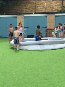 Macca's Sports Camp - Water Fun
