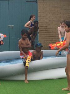 Macca's Sports Camp - Water Fun Games