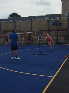 Macca's Sports Camp - Basketball and Badminton