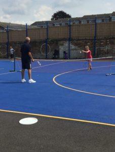 Macca's Sports Camp - Badminton